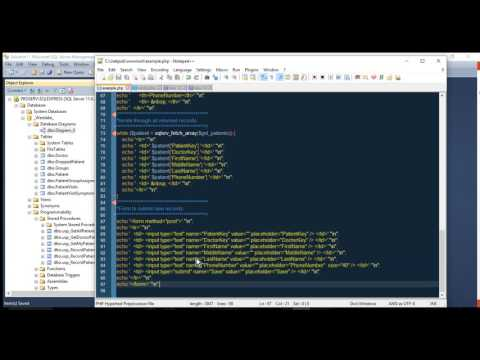 SQL Server database project ideas for final year engineering