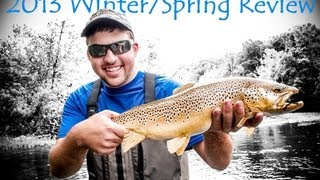 Fly Fishing the Ozarks, 2013 Winter/Spring Review