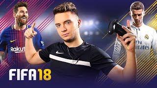FIFA 18: МЕССИ КРУЧЕ РОНАЛДУ!