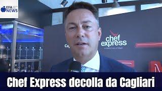 Chef Express decolla da Cagliari