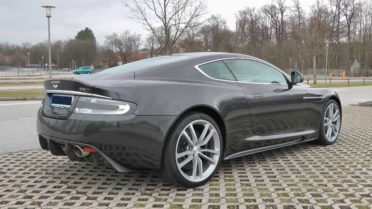 Aston Martin Dbs James Bond Car Youtube