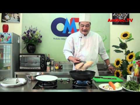Cách làm món Thịt vịt xào húng quế (Vào bếp cùng Sao - số 75) - tapchiamthuc.vn