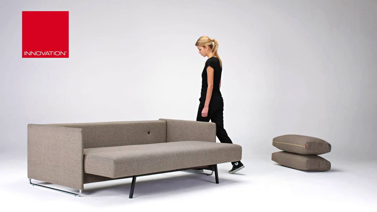 upend sofa bed | innovation living sydney - youtube