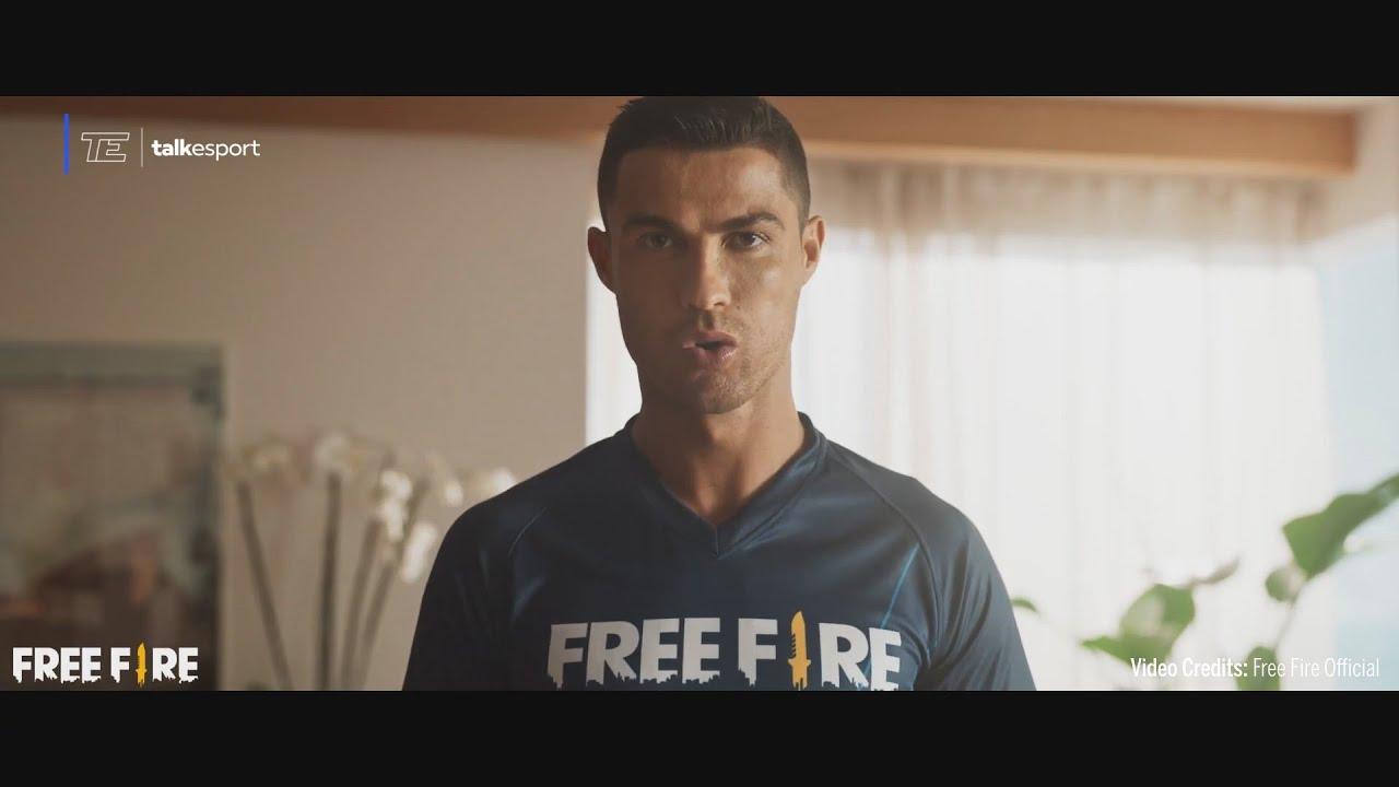 CR7 x Free Fire | Operation Chrono | Patch OB25 | Garena Free Fire - YouTube