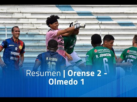 Ourense Olmedo Goals And Highlights
