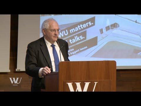 WU matters. WU talks. The Crisis of Democratic Capitalism