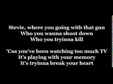 Kasabian - Stevie Lyrics