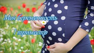 Моя беременность. 1 триместр: планирование, признаки беременности, токсикоз, скрининг