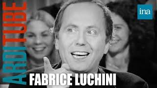 Fabrice Luchini se paye Laurent Baffie et Alain Chabat | Archive INA