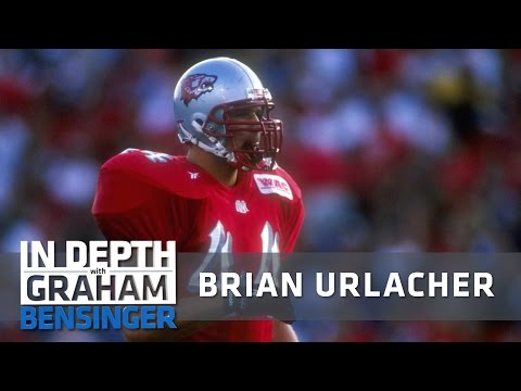 Brian Urlacher: I never came off the field in college