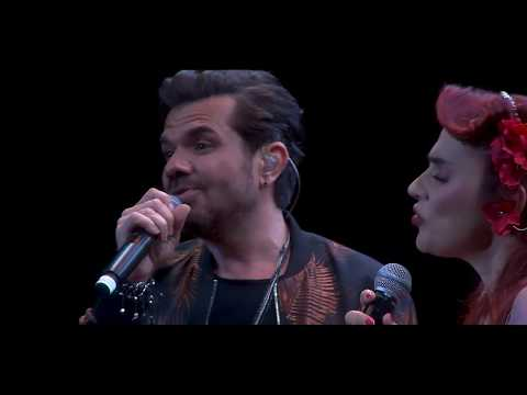 Ceylan Ertem & Kenan Doğulu - Aklım Karıştı (Canlı) @Harbiye Açıkhava Tiyatrosu