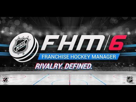 Fantasy Draft Special! - Franchise Hockey Manager 6