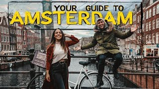 Download HOW TO TRAVEL AMSTERDAM in 2019