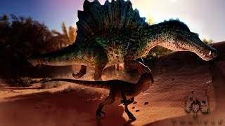 The Isle - Ultra Rare HYPO SPINO Wipes out An Entire Server!! Trample Damage Update - Gameplay