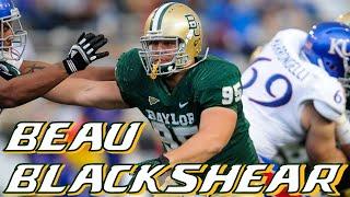 Beau Blackshear (Baylor DT) vs Oklahoma 2014