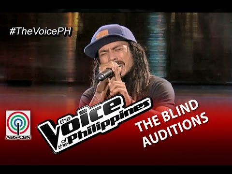 "The Voice Of The Philippines Blind Audition ""One Day"" By Kokoi Baldo (Season 2)"
