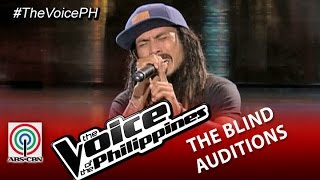 "Video The Voice of the Philippines Blind Audition ""One Day"" by Kokoi Baldo (Season 2) download MP3, 3GP, MP4, WEBM, AVI, FLV April 2018"
