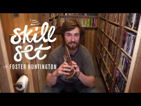 Skill Set: Foster Huntington Shows Us How To Organize A Movie Collection & Chooses His Must Sees