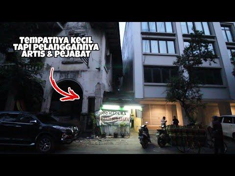 tempatnya-diapit-2-gedung-tinggi-tapi-langganannya-artis-&-orang-terkenal-!!-indonesian-street-food