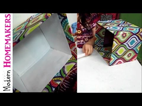 how-to-cover-a-box-with-fabric