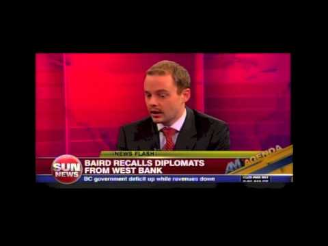 Steve McDonald on the UN General Assembly Granting Palestine Non-Member Observer State