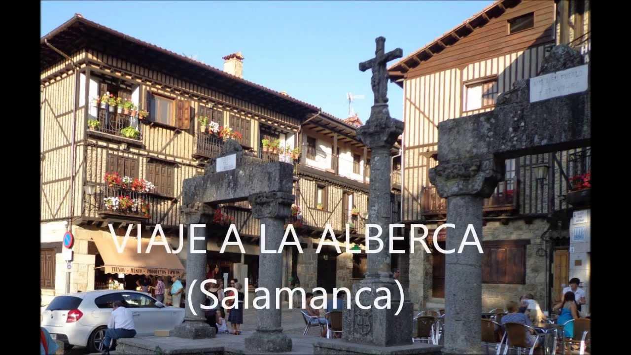 La alberca viaje a esta localidad de salamanca julio de for Alberca 8 de julio
