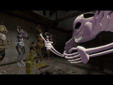 ОНИ ВЕРНУЛИСЬ! | Five Nights at Freddys 2