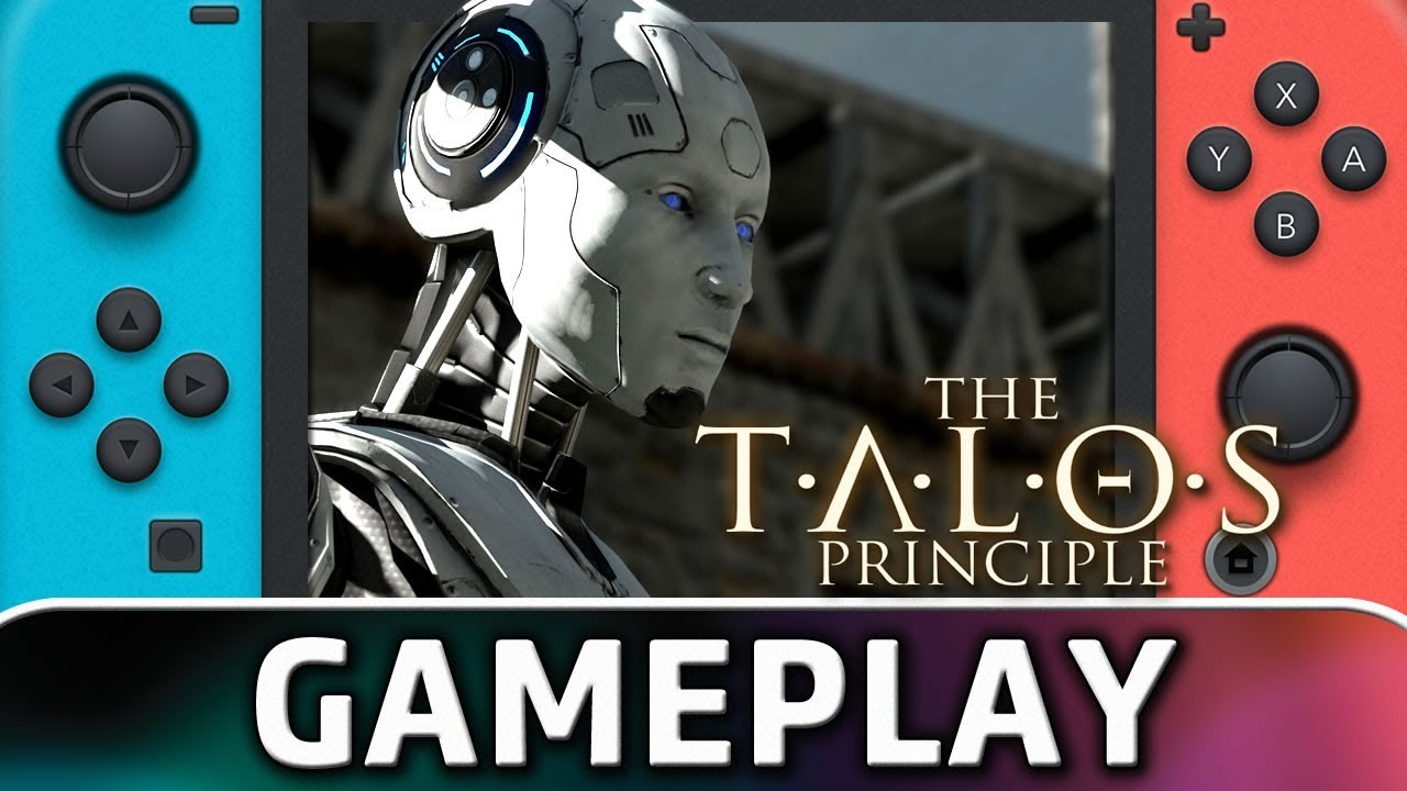 The Talos Principle | First 10 Minutes on Nintendo Switch