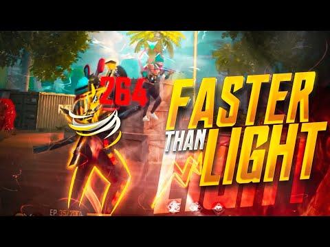 FreeFire :Highlight #5 FASTER THAN LIGHT⚡️🎬أسرع من الضوء