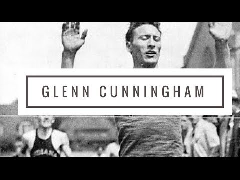 Glenn Cunningham : Stories of courage and Inspiration.