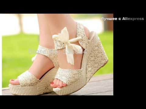 ЛУЧШАЯ Обувь женская из Китая туфли с алиэкспресс aliexpress 2015 года Фото Обзор