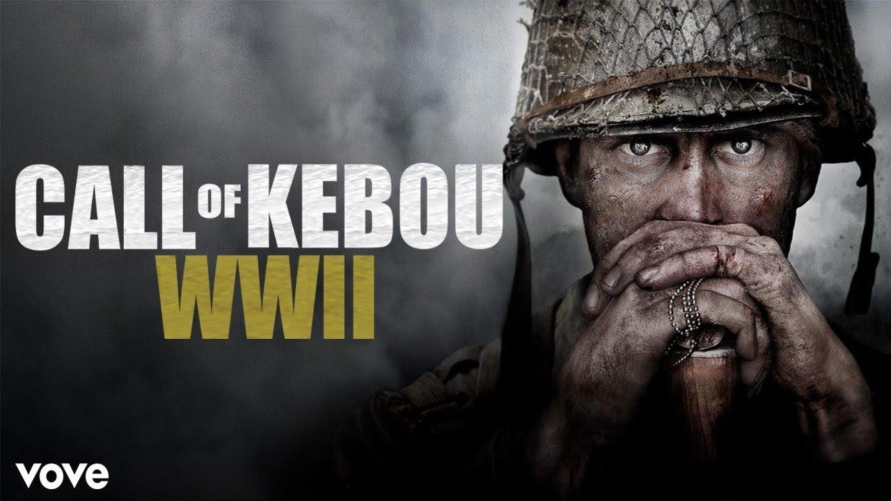 RAP - CALL OF KEBOU  (CLIP OFFICIEL)