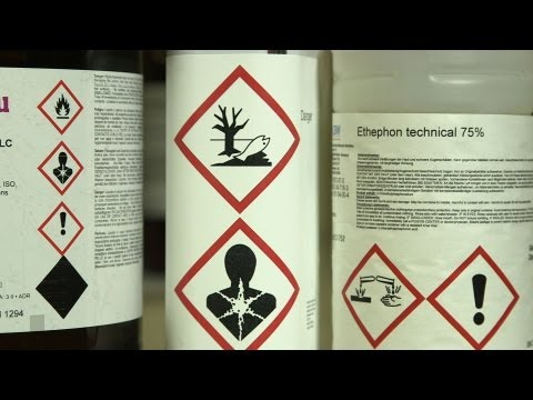 GHS Safety Training Video - Globally Harmonised System Chemicals Safetycare