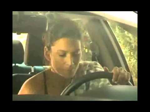 Movie Tv Car Cranking Pedal Pumping 87