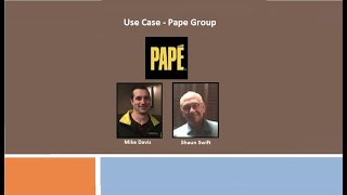 TOP Pape Group Video