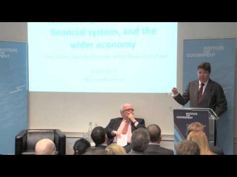 A new regulatory relationship