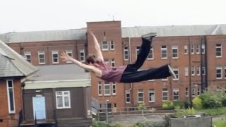Jump The World - Parkour and Freerunning 2013