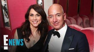 Jeff Bezos Finalizes Divorce From Wife MacKenzie   E! News