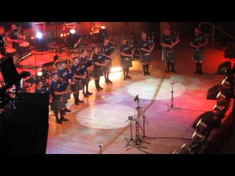 The Mason's Apron Reel Set, Inveraray and District Pipe Band's Ascension Concert.