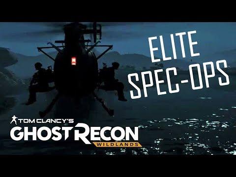 Ghost Recon Wildlands - ELITE SPEC-OPS | MONTAGE (New Gameplay Coming!)