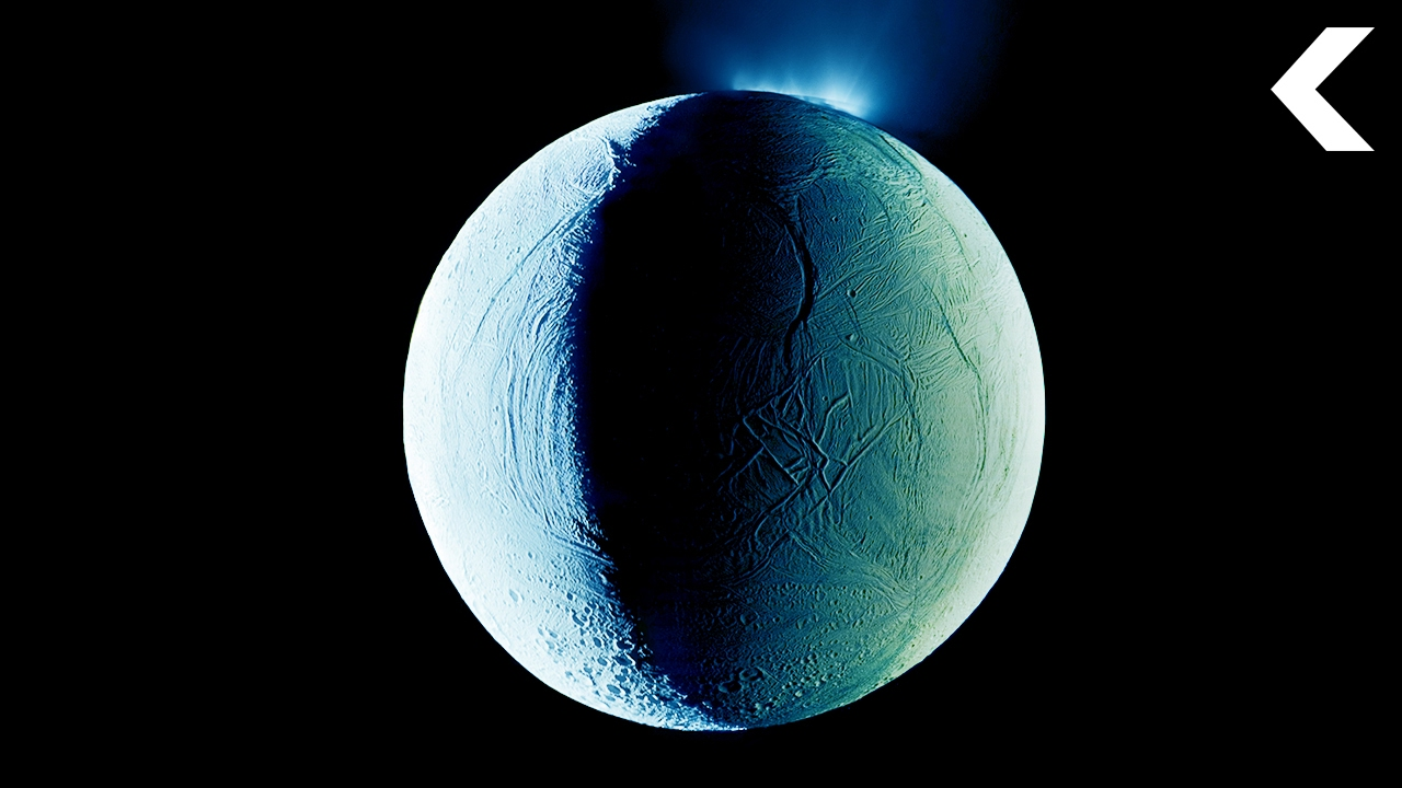 the moon enceladus of saturn essay In 2011, scientists discovered an electric link between saturn and enceladus  it found evidence that the moon enceladus had water erupting from its geysers.