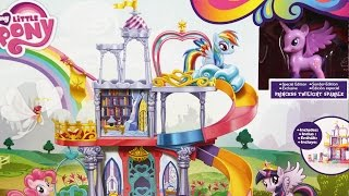 Friendship Rainbow Kingdom Playset / Tęczowe Królestwo Twilight Sparkle - Hasbro