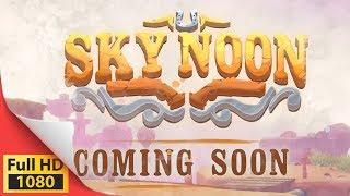 Sky Noon Wild West Air Gun Adventure Game - PC