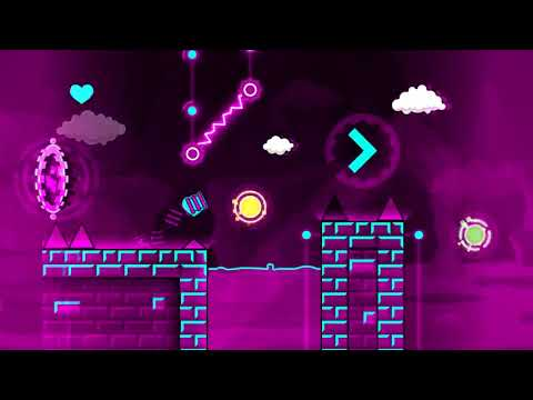 Geometry Dash 2.11 - Cosmic armony by dorsha (Daily) - McMuffinYT