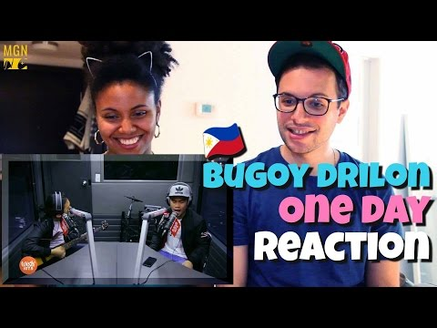 Bugoy Drilon - One Day (Matisyahu) Reaction
