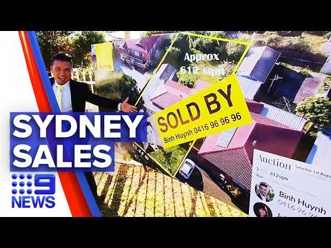 Coronavirus: Future warning on house prices | 9 News Australia
