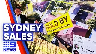 Coronavirus: Future warning on house prices | 9 News Australia