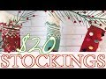 Toddler and Baby Stocking Stuffer Ideas | $20 Stocking Challenge | VLOGMAS 8 | steffiethischapter