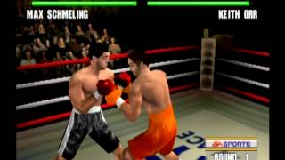 Knockout Kings 2000 Max Schmeling-vs-Keith Orr