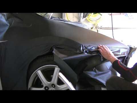 Auto Care Technology - Honda Civic Carbon Fender